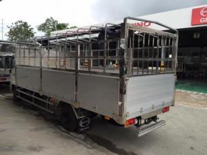 Đại lý cung cấp xe tải hino 6,4 tấn giá gốc tại nhà máy