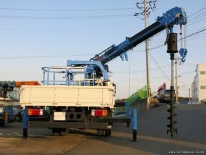 HD120 thùng 5m4 tải gắn cẩu Mirtec JS-515, xe...