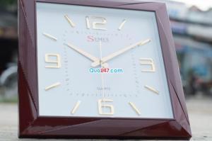 Đồng hồ 06 in logo công ty quà ặtng quảng cáo...