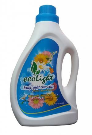 Nước giặt Ecolight đậm đặt 2.8L Hương comfort trắng