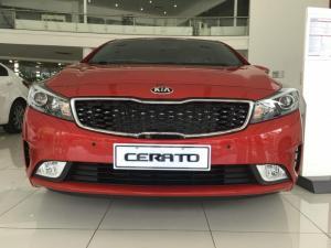 Kia Hải Phòng| Bán Kia Cerato 1.6AT, màu đỏ, trả góp 85%, Nhận Xe Ngay