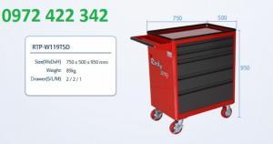 Tủ dụng cụ Rocky nhập khẩu từ Hàn Quốc