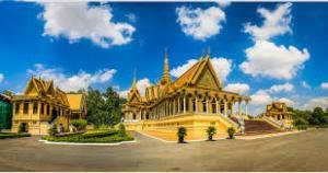 Phnompenh – cao nguyên bokor - sihanouk ville – thiên đường biển đảo