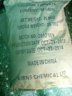Cần bán: CALCIUM FORMATE, chất bổ sung Canxi, tăng kiềm