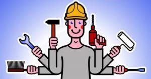 Dịch vụ sửa chữa đồ gỗ nội thất tận nơi giá rẻ KV Quận 12, Hóc Môn, Củ Chi, Tân Bình, Tân Phú, Gò Vấp