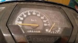 Hàng hiếm Suzuki Tornaldo GS 110 động cơ 2 thì