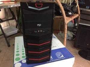 Thùng máy bàn{i5-2400 thế hệ 2}giga h61-gam 4g-ổ cứng 160g