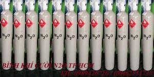 Bán khí N2O đổi hoặc cho thuê khí bình khí N2O tại hcm