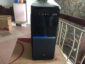 Thùng máy bàn{AMD a6-5400k-3.6ghz}giga f2a55/gam 4g/ổ cứng 160g