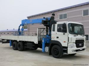 Bảng giá xe Hyundai tải gắn cẩu Dongyang...