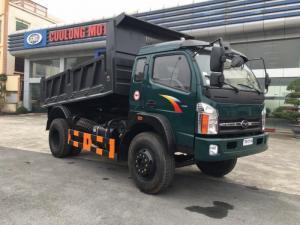 Bán xe tải tự đổ ( xe ben ) cửu long 3500kg / 3.5 tấn 1 cầu đời 2016 giá tốt, uy tín