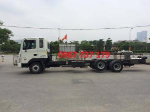 Bán xe tải Hyundai HD210 tải trọng 13,5 tấn, giá tốt nhất thị trường