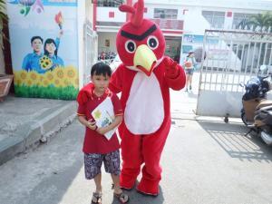 Cho thuê Mascot