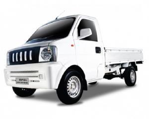 Những tiện ích vượt trội của dòng xe tải nhỏ 750kg DFSK V21  - Những chiếc xe tải nhẹ Thái Lan này được trang bị với công suất 1.300 cc động cơ lên đến 82 mã lực và mô-men xoắn tối đa 102 Nm. Xe tải nhỏ DFSK V21 đặc biệt so với phiên bản ban đầu là với tay lái trợ lực.  - Đồng hồ đo kỹ thuật số phát sáng bên trong cabin rộng rãi và thoáng mát hơn.  - Hệ thống âm thanh USB,  Xe được thiết kế lưới tản nhiệt hiện đại, mạnh mẽ.  - Kích thước bánh xe lớn hơn 14R / 175 cùng đèn pha lớn giúp cải thiện tầm nhìn trong đêm khi lái xe.  Xe tải nhỏ DFSK V21có thiết kế phù hợp, với một cổng sau kéo dài hơn so với phiên bản trước đó, với chiều dài 2,7m và chiều rộng 1,54m. Thêm khoảng trống để có thể sử dụng nhiều hơn.  - Chiếc xe với thiết kế nhỏ nhắn dễ dàng di chuyển trong thành phố. Khung xe dày hơn và nằm trong thùng máy để phòng chống bị sốc.  - Toàn bộ hệ thống được cung cấp bởi nhiên liệu xăng, tiết kiệm nhiên liệu.  - Thời hạn bảo hành xe 1 năm hoặc 50.000 km.