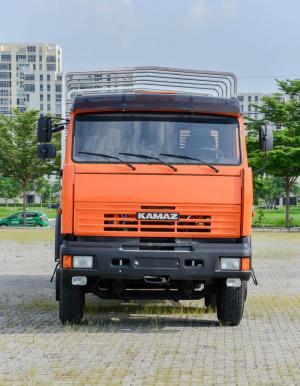 Xe tải thùng 4 giò Kamaz, Kamaz 6540 tải...