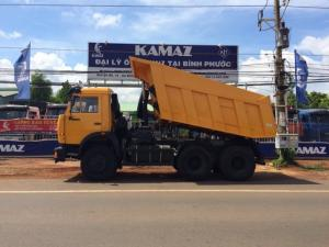 Xe ben 15 tấn Kamaz, Xe ben Kamaz 65115 mới 2016 tại Kamaz Bình Dương