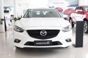 Mazda 6. Hãy lựa chọn theo đam mê của bạn