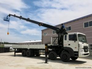 Thông tin bán xe tải gắn cẩu HIAB 10 tấn...