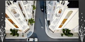 Bán nhà xây thô 4,5 tầng cạnh bến xe thành phố - Lý Bôn thái bình