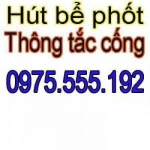 Thông Tắc Cống Hút Bể Phốt Giá Rẻ Tại Hà Nội
