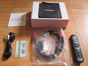 Android Tivi Kiwi box S3 plus ram 2GB