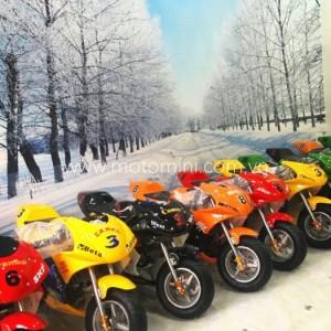 Xe môtô mini...