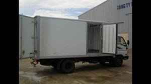 Xe đông lạnh Hyundai HD72 nhập khẩu nguyên chiếc (Hỗ trợ 100% chi phí giấy tờ)