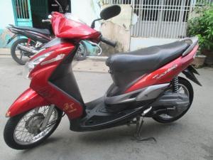 Xe Mio Ultimo màu đỏ dáng nhỏ xinh tiết kiệm...