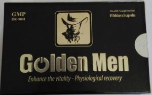 Goden Men - Tăng cường sinh lực