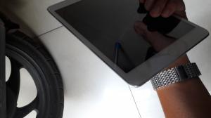Ipad mini 1 16G màu trắng wifi + 3G máy đẹp 98,9% zin all