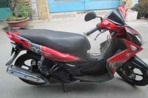 Nouvo LX tem 4G, Limited Edition đỏ đen CHÚ Ý HÌNH THẬT NHÉ