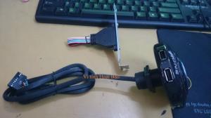 Nút nguồn AONE tròn dùng cho PC phòng Net tại Zen's Group linh phụ kiện sỉ lẻ