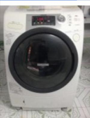 máy giặt nội địa nhật bản inverter toshiba, panasonic 9kg có sáy khô