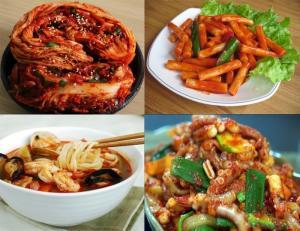 Hình ảnh món ăn do học viên chế biến