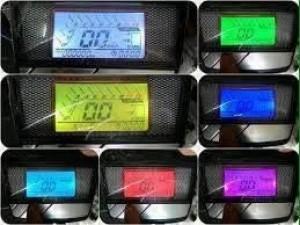 Đồng hồ điện tử xe máy
