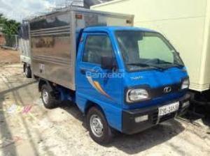 Giá xe tải nhẹ máy xăng Dongben Tặng 100% lệ phí trước bạ.