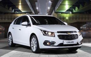 Chevrolet Cruze 2017 Hoàn Toàn Mới