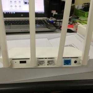 Bộ kích - phát sóng wifi Mi Wifi Router Gen 3 (4 râu) Xiaomi