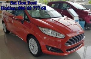 Ưu đãi lớn khi mua Ford Fiesta 1.5 AT Sport, 5 cửa, số tự động, trả trước chỉ 150 triệu, giao xe ngay