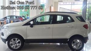 Khuyến mãi Ford Ecosport Titanium 1.5L AT,...