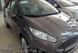 Ford New Fiesta 2019 1.5L AT Titanium Sedan...