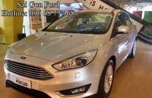 Cam kết Ford Focus 2017 giá tốt nhất hệ thống Sài Gòn Ford