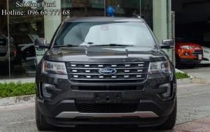 Lái thử Ford Explorer 2017, nhận giá tốt nhất hệ thống Sài Gòn Ford