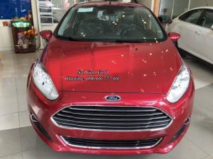 Chỉ 150 triệu giao ngay Ford Fiesta 1.5AT (4 cửa), lãi suất trả góp cực thấp