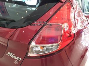 Ford Fiesta mua trả góp, trả trước chỉ 150 triệu giao ngay Ford Fiesta 1.5AT (4 cửa), lãi suất trả góp cực thấp