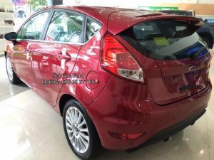Địa chỉ mua xe Ford Fiesta giá rẻ tại TPHCM | Chỉ 150 triệu giao ngay Ford Fiesta 1.5AT (4 cửa), lãi suất trả góp cực thấp