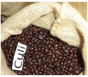 Thông thường khoảng 5% trong số cà phê thu hoạch được là cà phê Culi