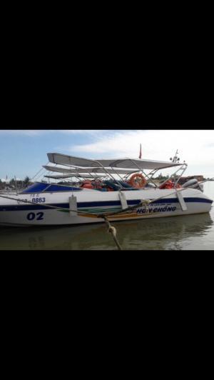 Chuyên đóng mới thuyền cano có sẵn