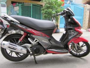 Suzuki hayate 125cc, màu đỏ đen, nguyên thuỷ,...