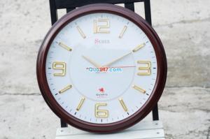 Đồng hồ 17 và 18 size cực lớn, in logo công ty cực sang trọng, giá thành cạnh tranh